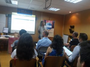 Sesion Toastmasters Sevilla - Agenda en EasySpeak