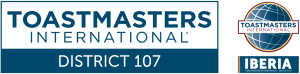 Toastmasters Iberia logo