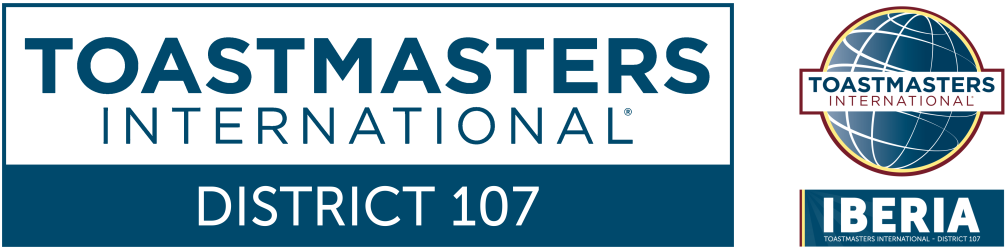 Toastmasters Iberia - District 107